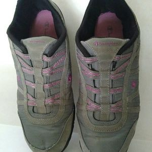 Champion No-lace Walking Sneakers